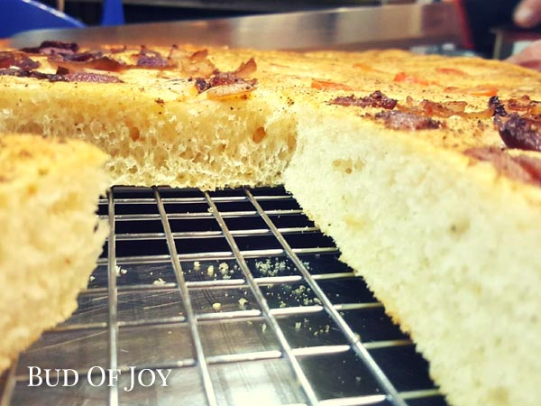 And Focaccia!