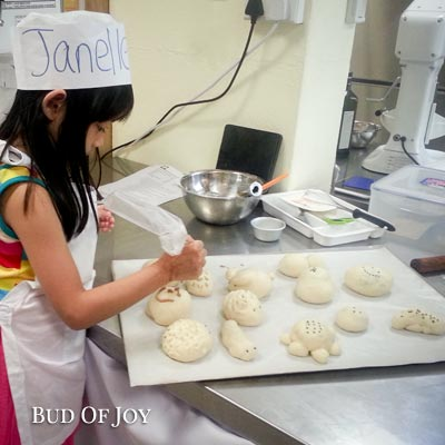 Adult-Child Workshop: Organic Red Bean Buns (Egg-free, Dairy-free)