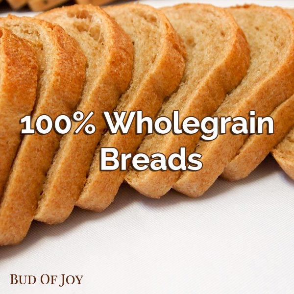 Organic 100% Wholemeal Bread!