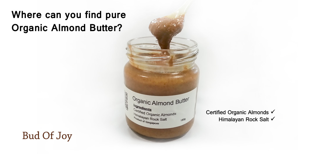 Pure Artisan Almond Butter