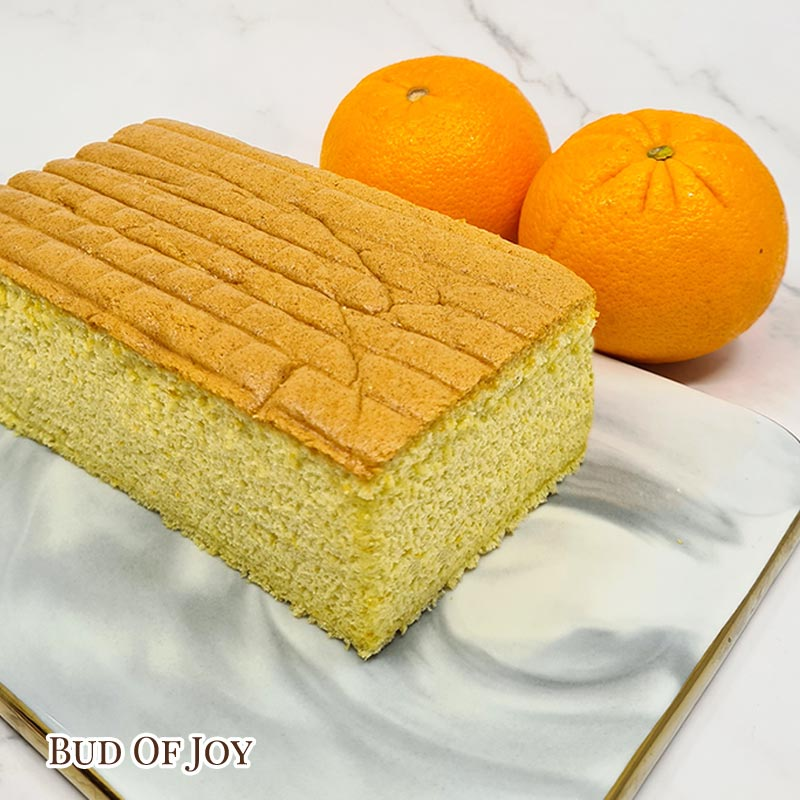 Organic Oranginal - 130 degrees Orange Cake