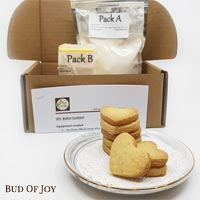 Baking Kit - Organic Butter Cookies