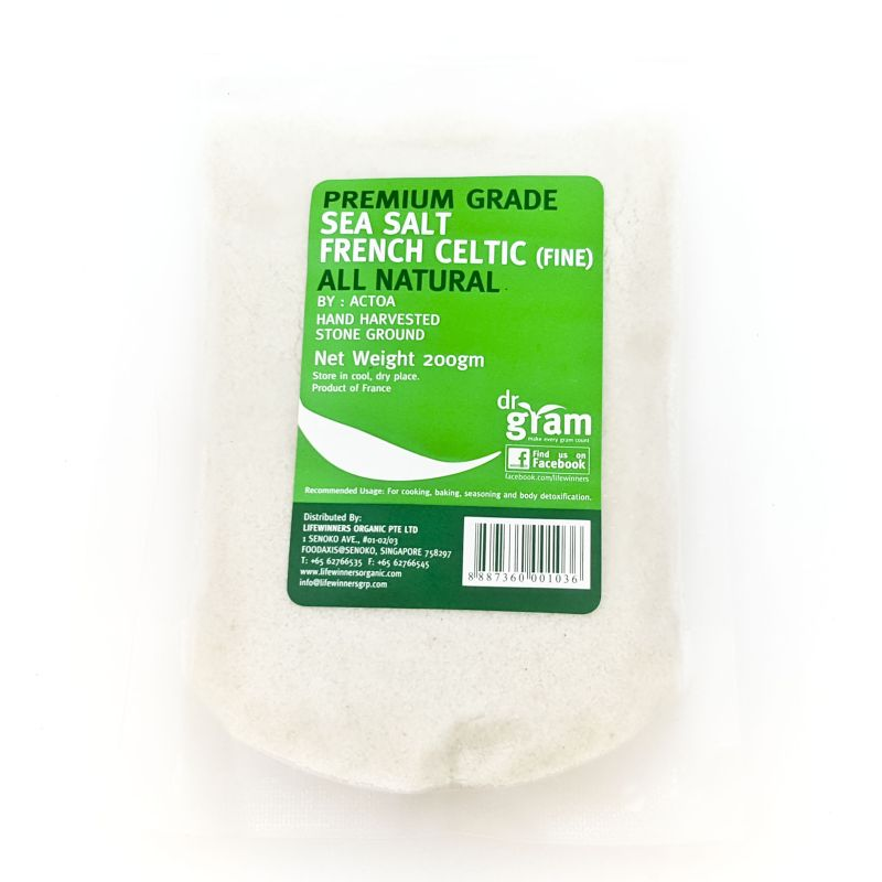 French Celtic Sea Salt