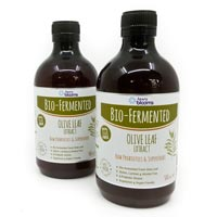 Henry Blooms Olive Leaf Extract with probiotics (Set of 2)