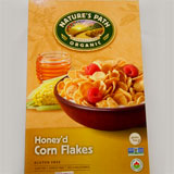 Natures Path Honey Corn Flakes