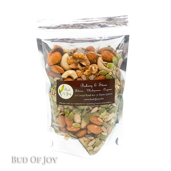 Organic Activated Trail Mix (Nuts)