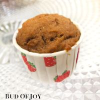 Organic Apple Cinnamon Muffin