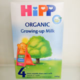 Organic Stage 4 Baby Milk Powder - Hipp
