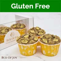 Organic Baby Friendly Banana Muffin (Gluten Free)