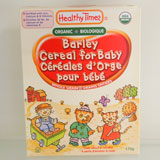 Organic Cereal for Baby - Barley