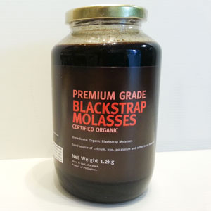 Organic Blackstrap Molasses Liquid (Dr Gram)