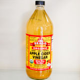 Organic Apple Cider Vinegar Bragg - 946ml