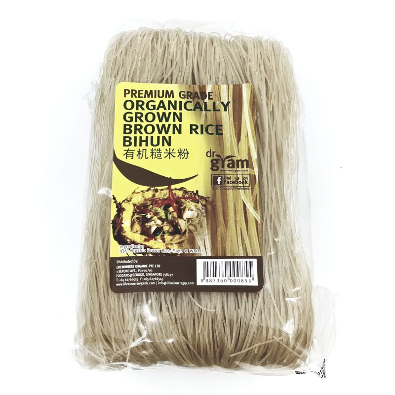 Organic Brown Rice Bee Hoon