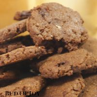 Organic Chocolate Chip Cookies (No Sugar Added)