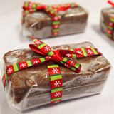 Organic Traditional Christmas Fruit Cake (Small)
