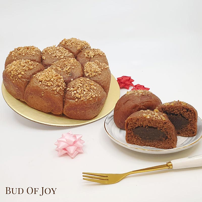 Organic Coffee Buns - Mothers' Day Special (pack of 9)