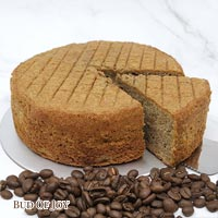 Organic Coffee Butter Cake (U.P. 48)