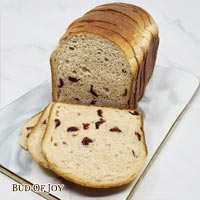 Organic Cranberry Soft Loaf