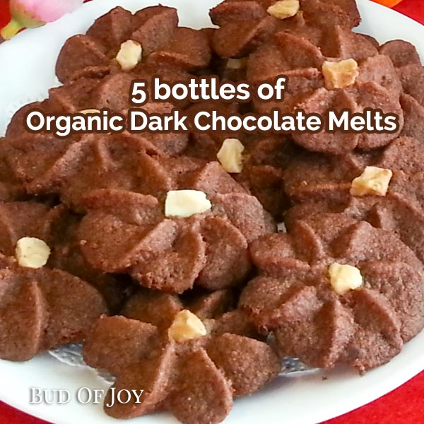 CNY Organic Dark Chocolate Melts Bundle (5 bottles)