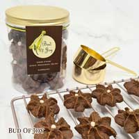 CNY Organic Dark Chocolate Melts