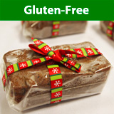 Organic Gluten Free Christmas Fruit Cake (Small)