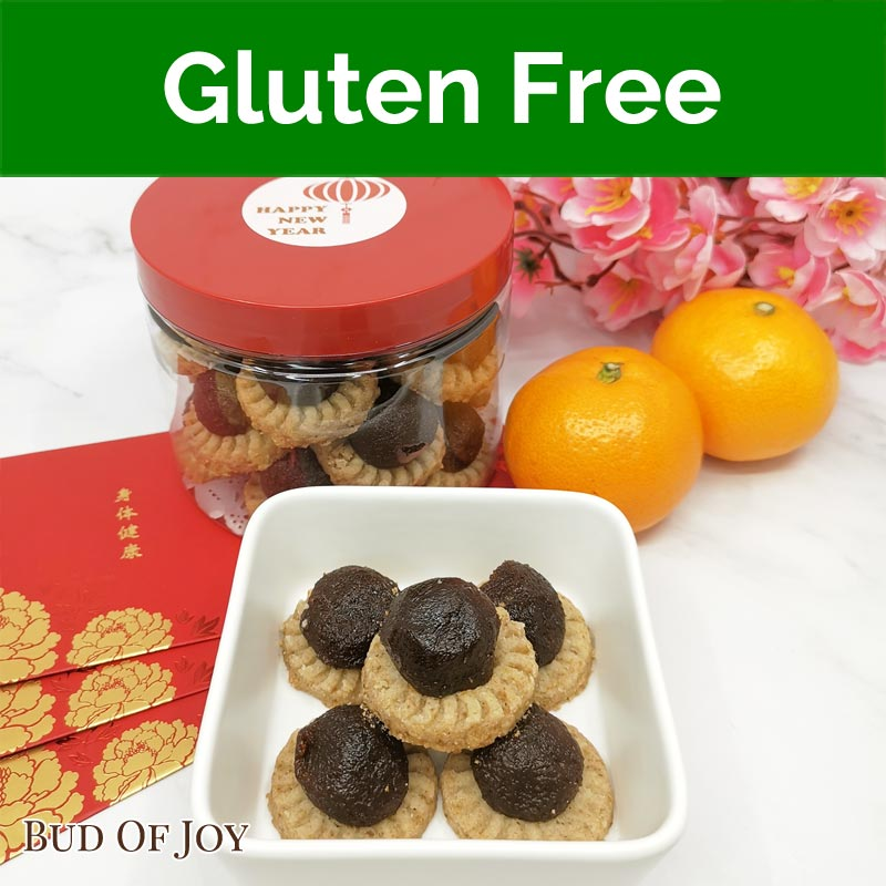 CNY Organic Gluten-Free and VEGAN Pineapple Tarts (While Stocks Last)