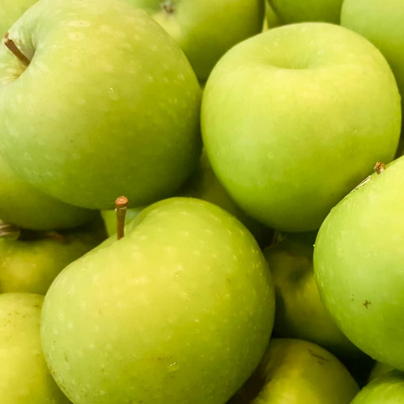 Organic Green Apples