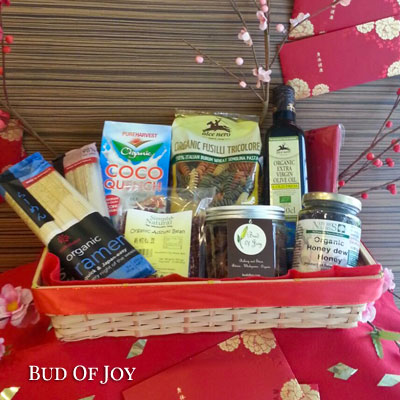 CNY Organic Hamper - Happiness and Health Hamper