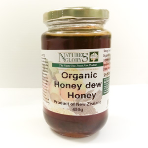 Organic Honeydew Honey