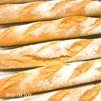 Organic Italian Herb Baguettes (bag of 2)