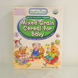 Organic Cereal for Baby - Mixed Grain