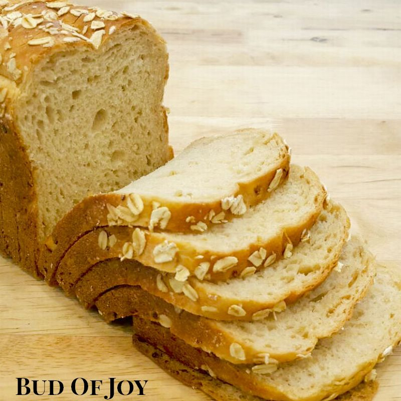 Organic Oatly Soft Loaf