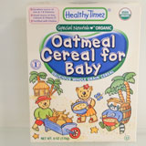 Organic Cereal for Baby - Oatmeal
