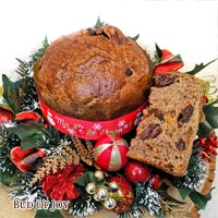 Organic Vegan and Wholemeal Panettone (U.P. $16)