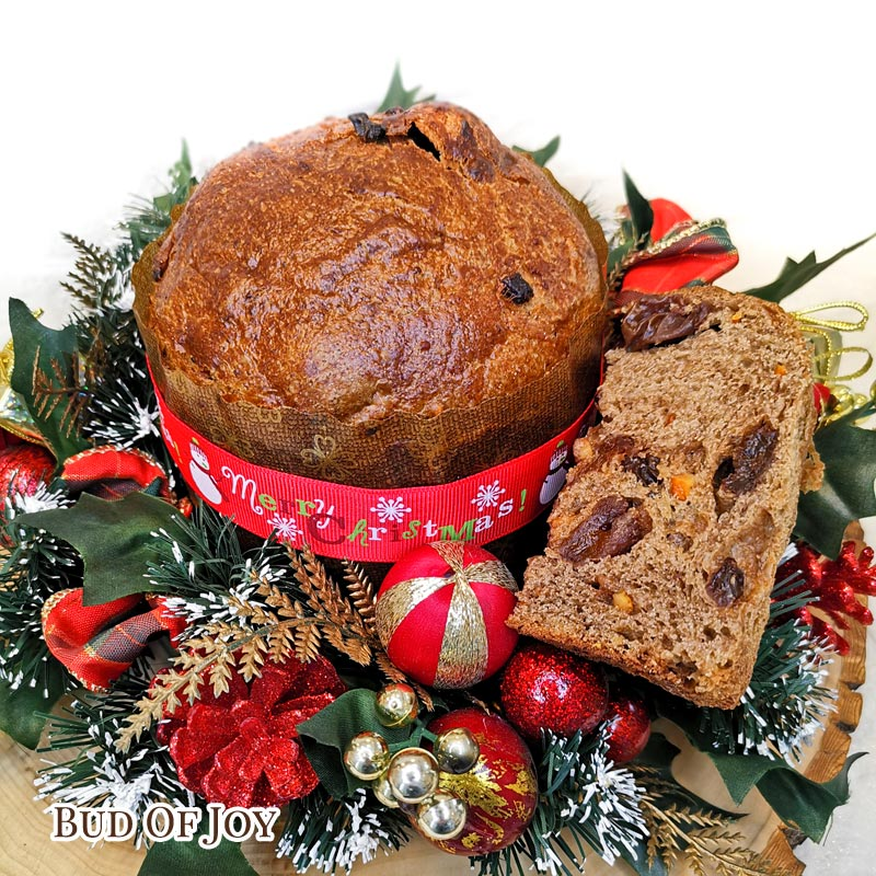 Organic Vegan and Wholemeal Panettone