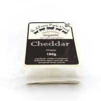 Organic Paris Creek Cheddar Cheese