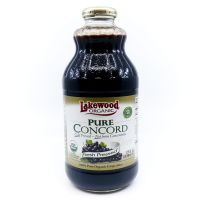 Organic Pure Concord Grape Juice