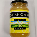 Organic Raw Honey 500g