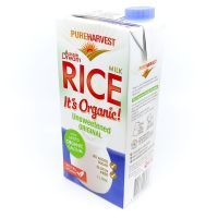Organic Rice Milk (With Added Calcium)