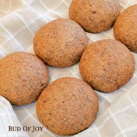Purely Rye Sourdough Pebble Buns (15pcs)