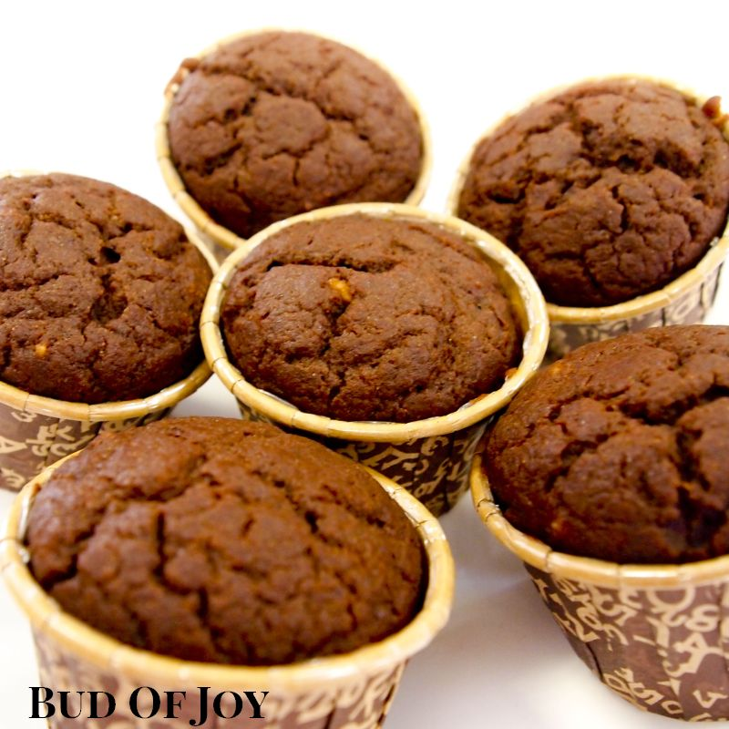 Organic Vegan Chocolate Muffin