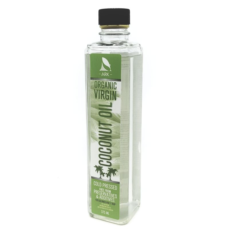 Organic Virgin Coconut Oil (Ark - 375ml)