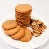 Organic Walnut Cookies