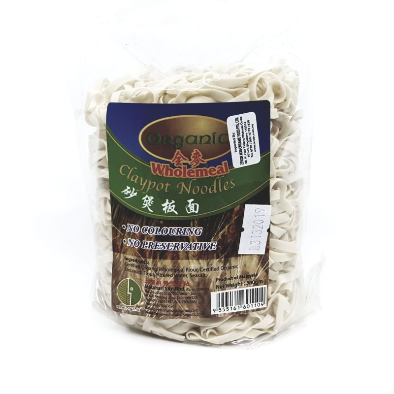 Organic Wholemeal Claypot Noodles