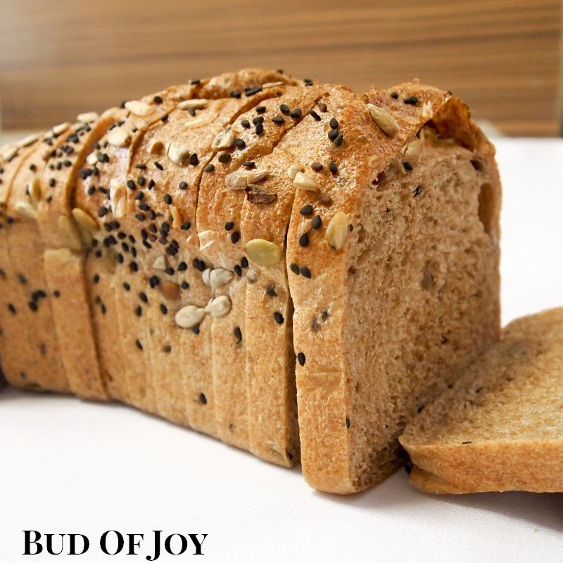Organic 100% Wholemeal Bread (3 Seed)