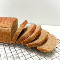 Organic 100% Wholemeal Bread (Chia Seed)
