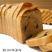 Organic 100% Wholemeal Bread (Raisin)