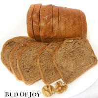 Organic 100% Wholemeal Bread (Walnut)