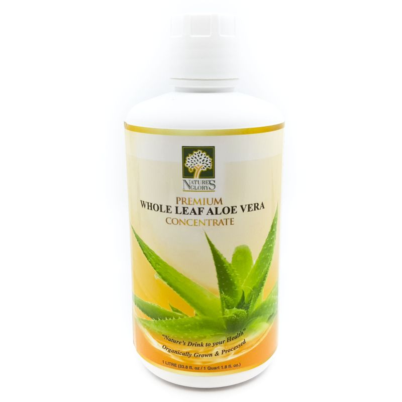 Premium Whole Leaf Aloe Vera Concentrate