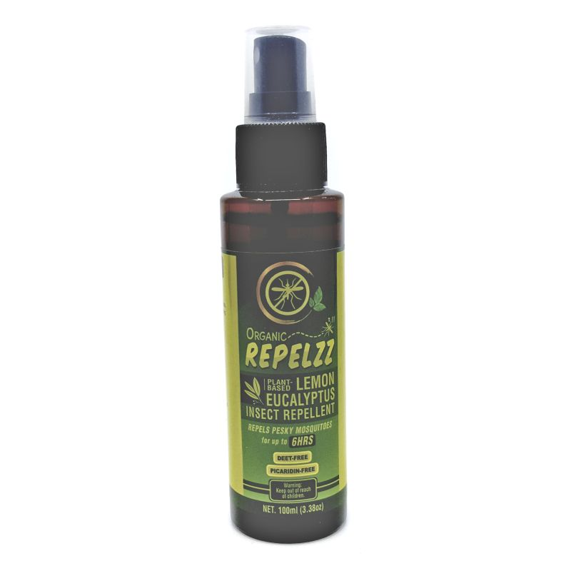 Repelz Organic Plant Based Insect Repellant